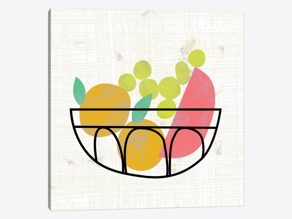 Fruitilicious IV by Chariklia Zarris 1-piece Canvas Art Print