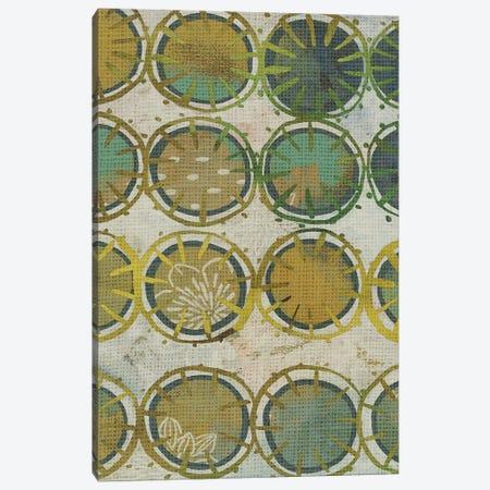 Jadeite II Canvas Print #ZAR503} by Chariklia Zarris Canvas Print