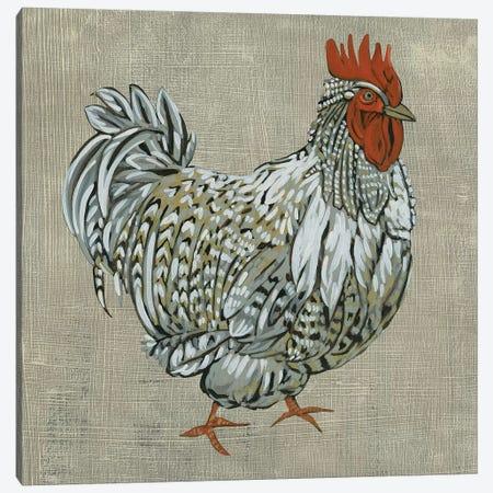Roost I 3-Piece Canvas #ZAR508} by Chariklia Zarris Canvas Print