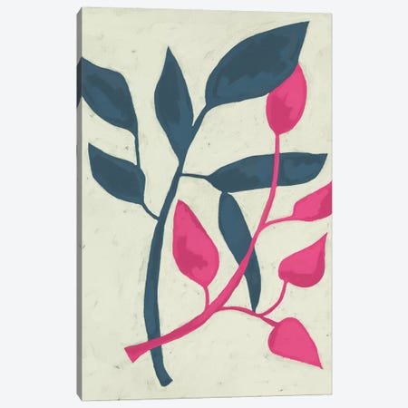 Tropic IV 3-Piece Canvas #ZAR521} by Chariklia Zarris Canvas Print