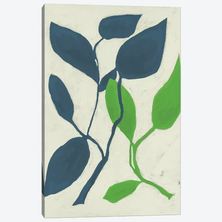 Tropic VI 3-Piece Canvas #ZAR523} by Chariklia Zarris Canvas Print