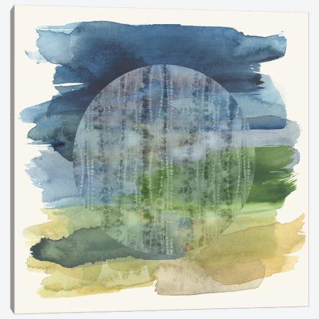Wax Moon I Canvas Print #ZAR524} by Chariklia Zarris Canvas Artwork