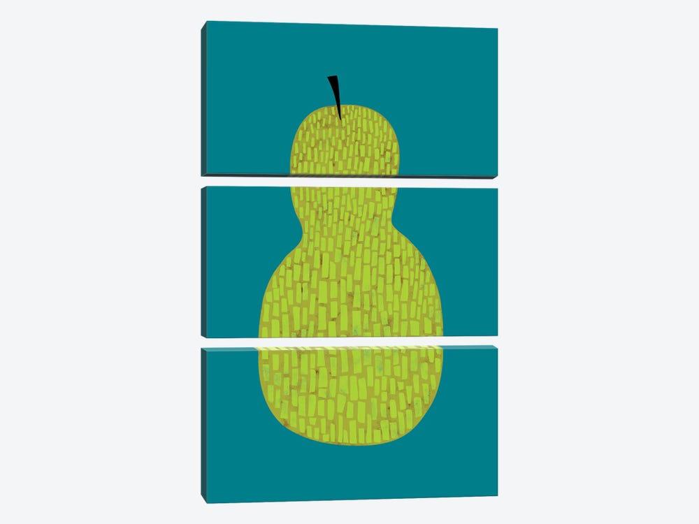 Fruit Party IV by Chariklia Zarris 3-piece Canvas Art