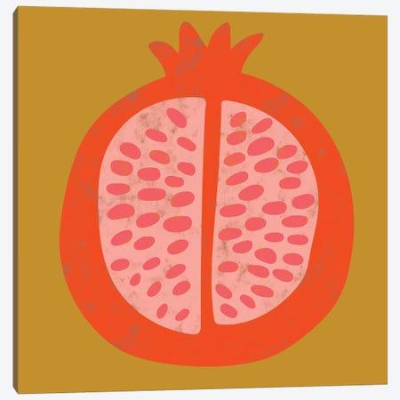 Fruit Party VI Canvas Print #ZAR548} by Chariklia Zarris Canvas Art Print