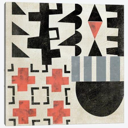 Geo Tile IV Canvas Print #ZAR554} by Chariklia Zarris Canvas Art Print