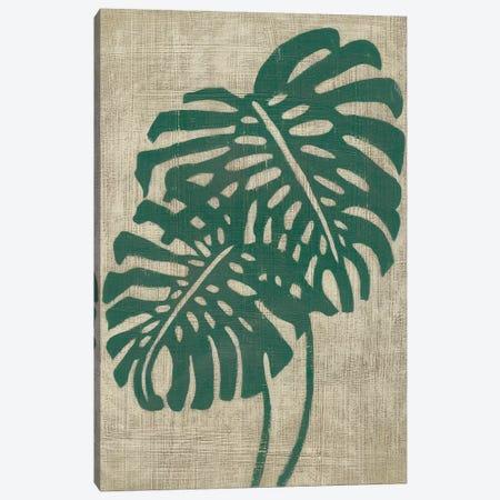 Vintage Greenery I Canvas Print #ZAR587} by Chariklia Zarris Canvas Artwork