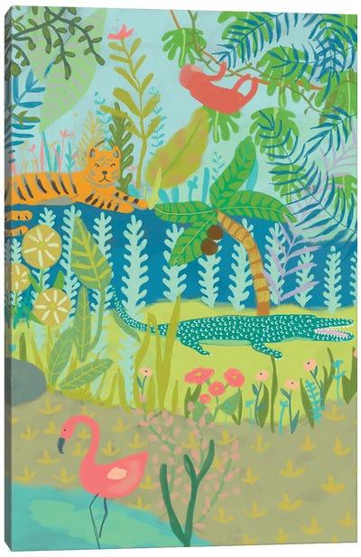 Jungle Dreaming II Canvas Art Print