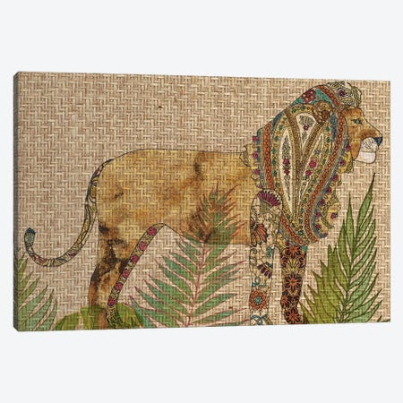 Rattan Jungle I 3-Piece Canvas #ZAR595} by Chariklia Zarris Canvas Art Print