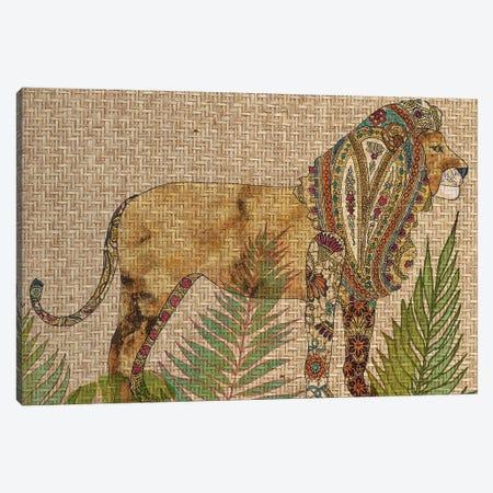 Rattan Jungle I Canvas Print #ZAR595} by Chariklia Zarris Canvas Art Print