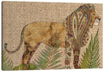 Rattan Jungle I Canvas Art Print