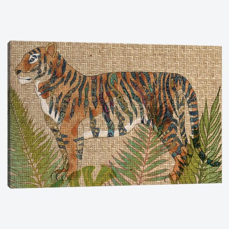 Rattan Jungle II Canvas Print #ZAR596} by Chariklia Zarris Canvas Art Print