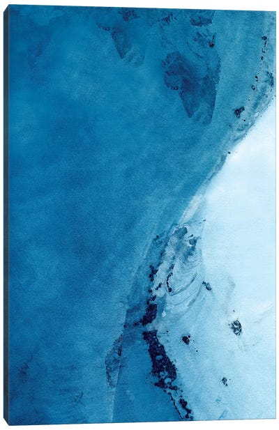 Undercurrent III Canvas Art Print