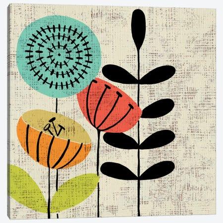 Ada's Garden I Canvas Print #ZAR61} by Chariklia Zarris Canvas Print