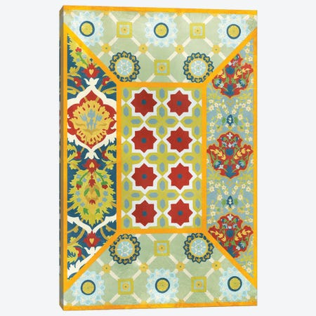 Wallpaper Collage  III Canvas Print #ZAR633} by Chariklia Zarris Art Print