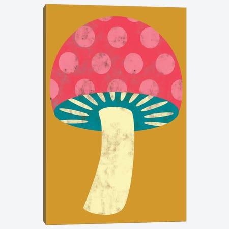 Veggie Party V Canvas Print #ZAR656} by Chariklia Zarris Canvas Art