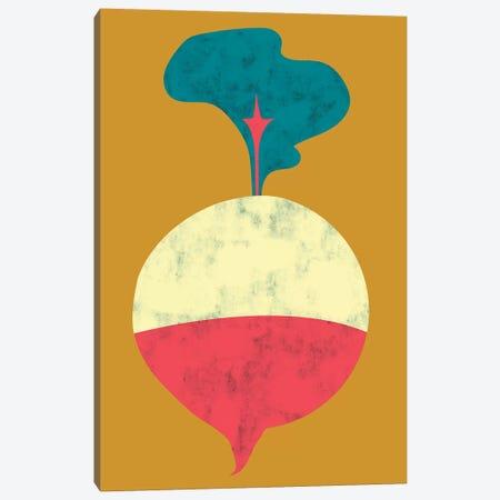 Veggie Party VIII Canvas Print #ZAR659} by Chariklia Zarris Canvas Print