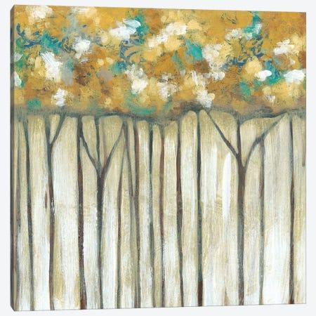 Golden Canopy I Canvas Print #ZAR666} by Chariklia Zarris Art Print