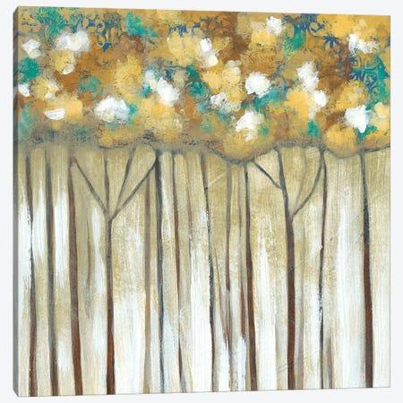 Golden Canopy II Canvas Print #ZAR667} by Chariklia Zarris Canvas Art Print