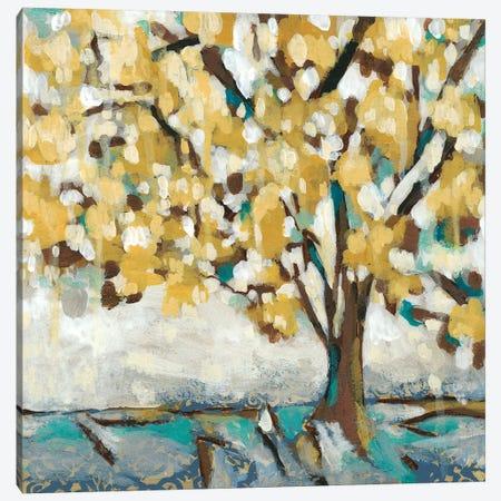 Golden Sunrise II Canvas Print #ZAR671} by Chariklia Zarris Canvas Art Print