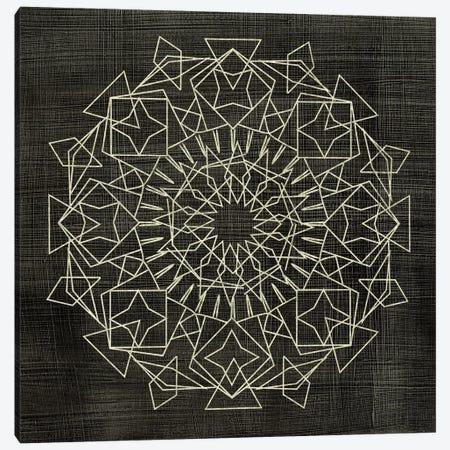 Geometric Tile I Canvas Print #ZAR67} by Chariklia Zarris Canvas Art