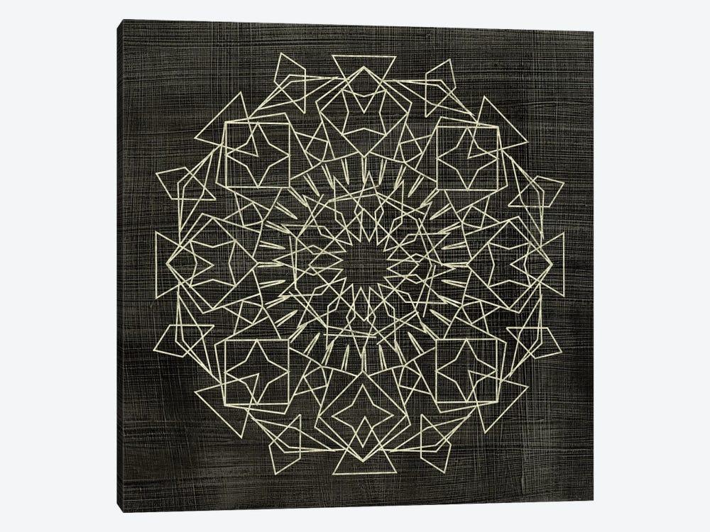 Geometric Tile I by Chariklia Zarris 1-piece Canvas Art Print