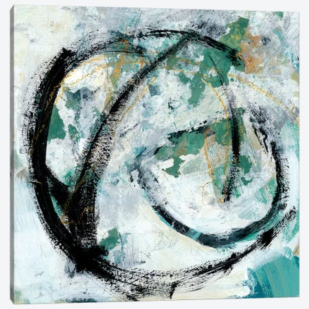 Combustion I Canvas Print #ZAR683} by Chariklia Zarris Canvas Art
