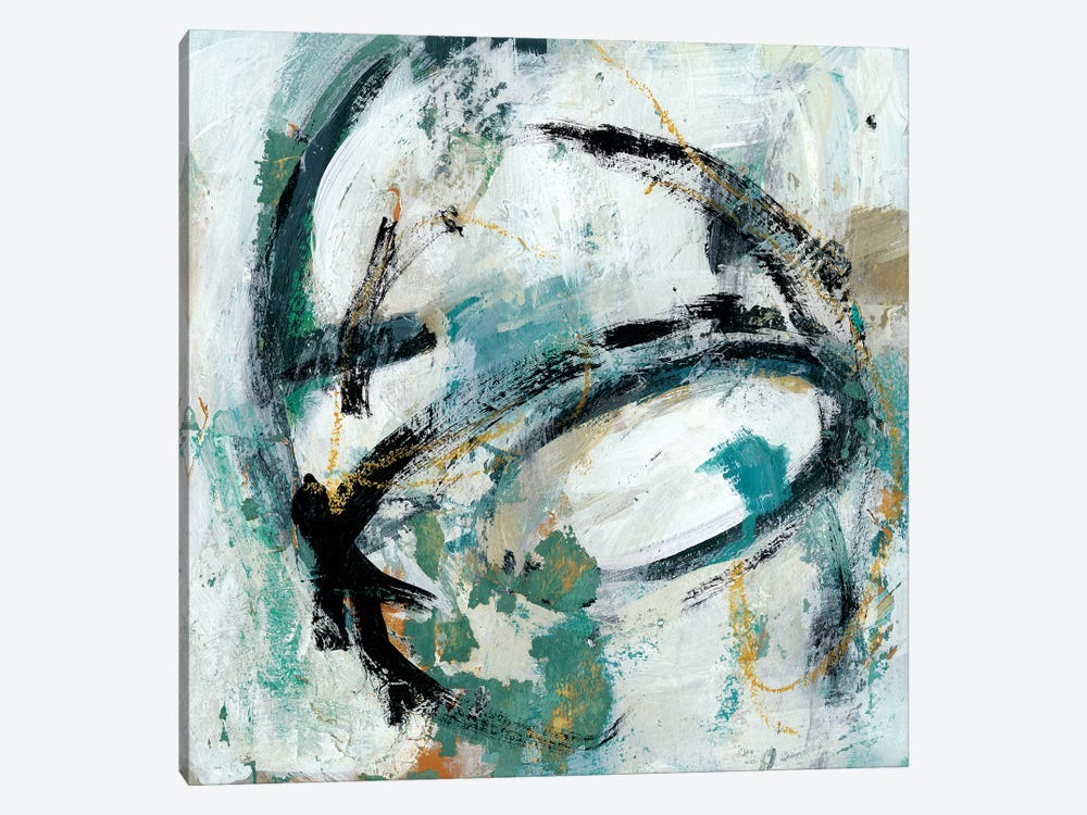 Combustion II by Chariklia Zarris 1-piece Canvas Artwork