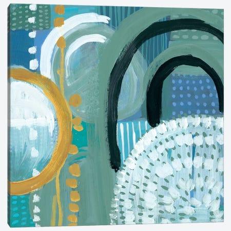Ocean Garden I Canvas Print #ZAR687} by Chariklia Zarris Art Print