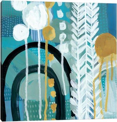Ocean Garden II Canvas Art Print