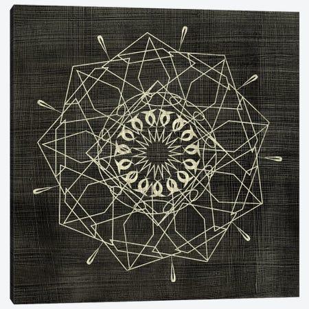 Geometric Tile II Canvas Print #ZAR68} by Chariklia Zarris Art Print