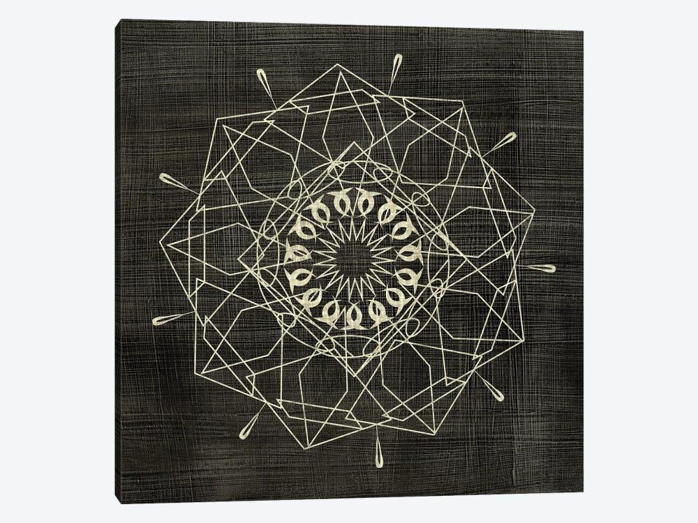 Geometric Tile II by Chariklia Zarris 1-piece Canvas Art