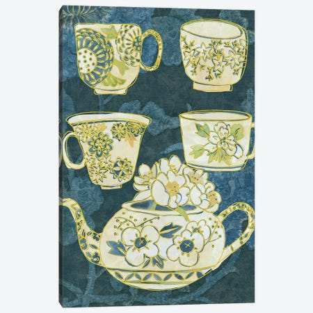 Oolong II Canvas Print #ZAR690} by Chariklia Zarris Art Print