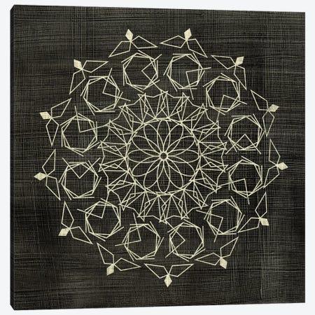 Geometric Tile III Canvas Print #ZAR69} by Chariklia Zarris Canvas Art Print