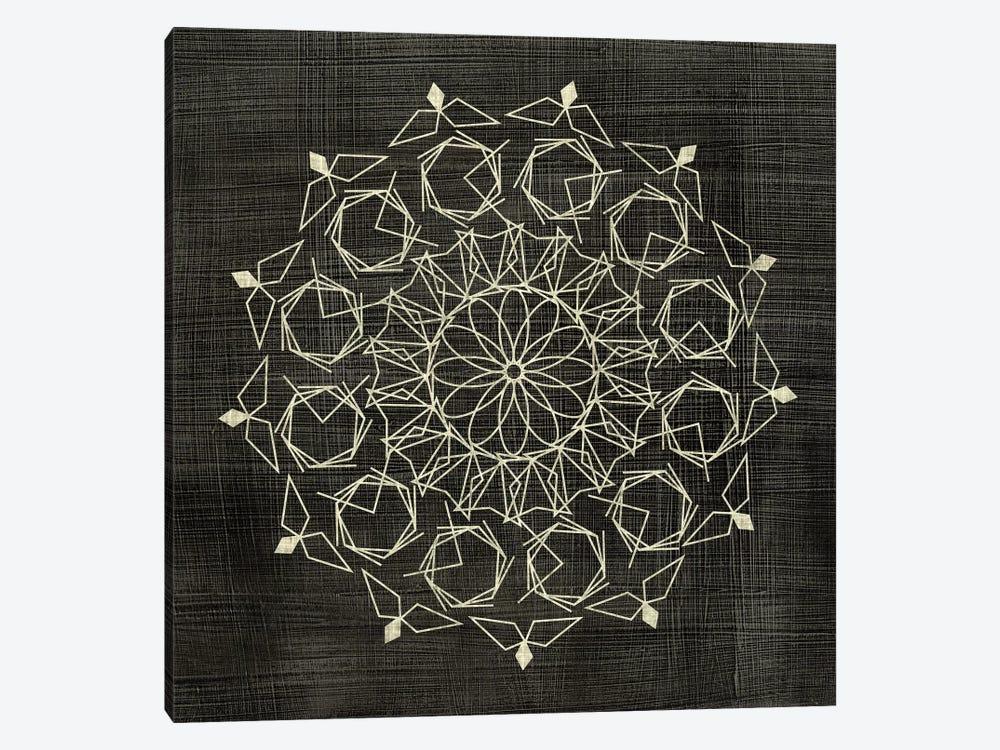 Geometric Tile III by Chariklia Zarris 1-piece Canvas Print