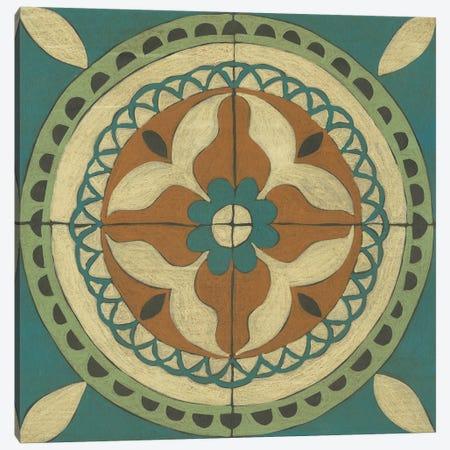 Fraser Tile I Canvas Print #ZAR703} by Chariklia Zarris Canvas Print
