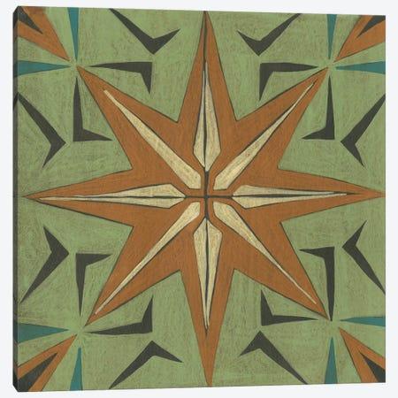 Fraser Tile III Canvas Print #ZAR705} by Chariklia Zarris Canvas Artwork