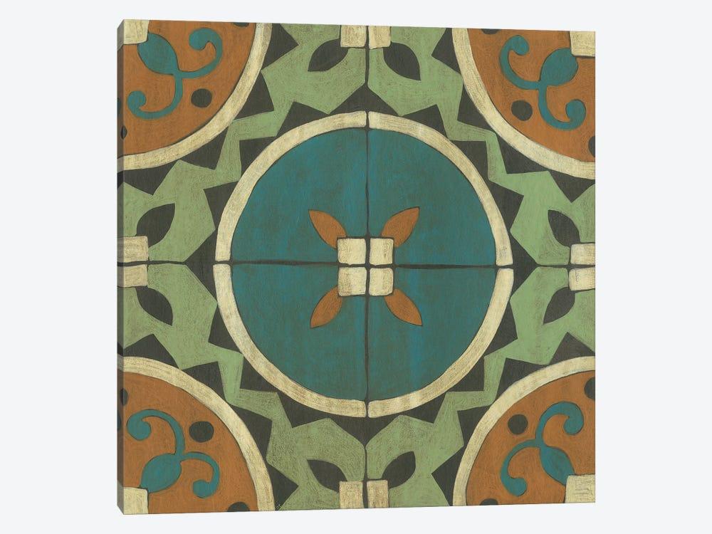 Fraser Tile IV by Chariklia Zarris 1-piece Art Print