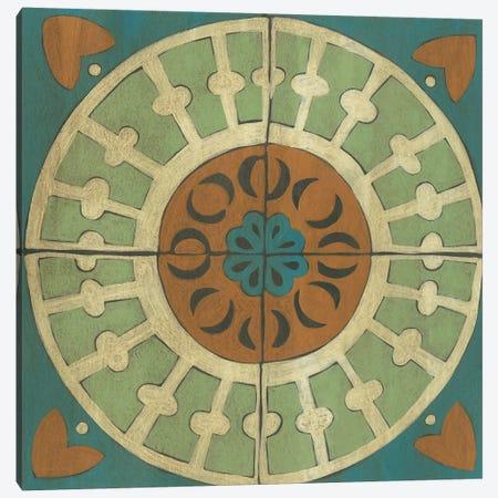 Fraser Tile IX Canvas Print #ZAR707} by Chariklia Zarris Canvas Art