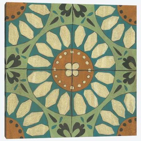Fraser Tile V Canvas Print #ZAR708} by Chariklia Zarris Art Print