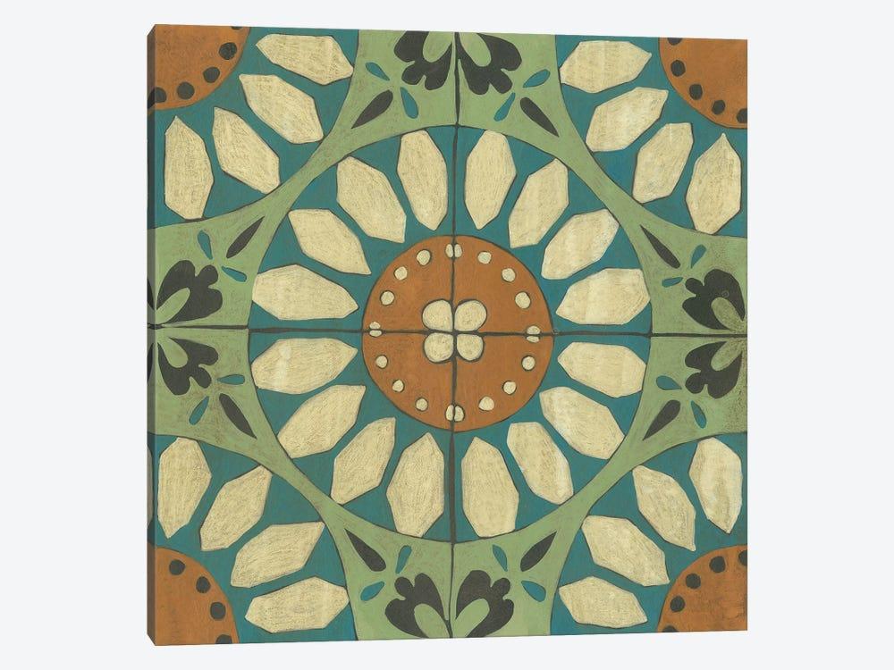 Fraser Tile V by Chariklia Zarris 1-piece Art Print