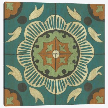 Fraser Tile VI Canvas Print #ZAR709} by Chariklia Zarris Art Print