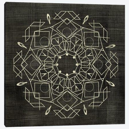 Geometric Tile IV Canvas Print #ZAR70} by Chariklia Zarris Canvas Wall Art