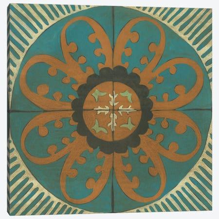 Fraser Tile VII Canvas Print #ZAR710} by Chariklia Zarris Canvas Artwork