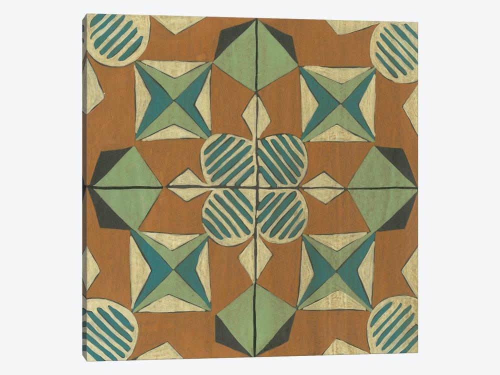 Fraser Tile VIII by Chariklia Zarris 1-piece Art Print
