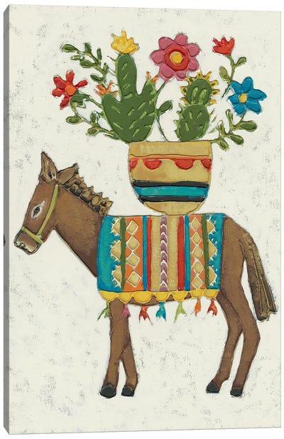Market Boro II Canvas Art Print