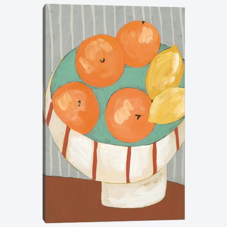 Modern Fruit IV Canvas Print #ZAR723} by Chariklia Zarris Art Print