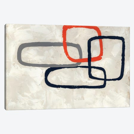 Capacity II Canvas Print #ZAR72} by Chariklia Zarris Canvas Artwork