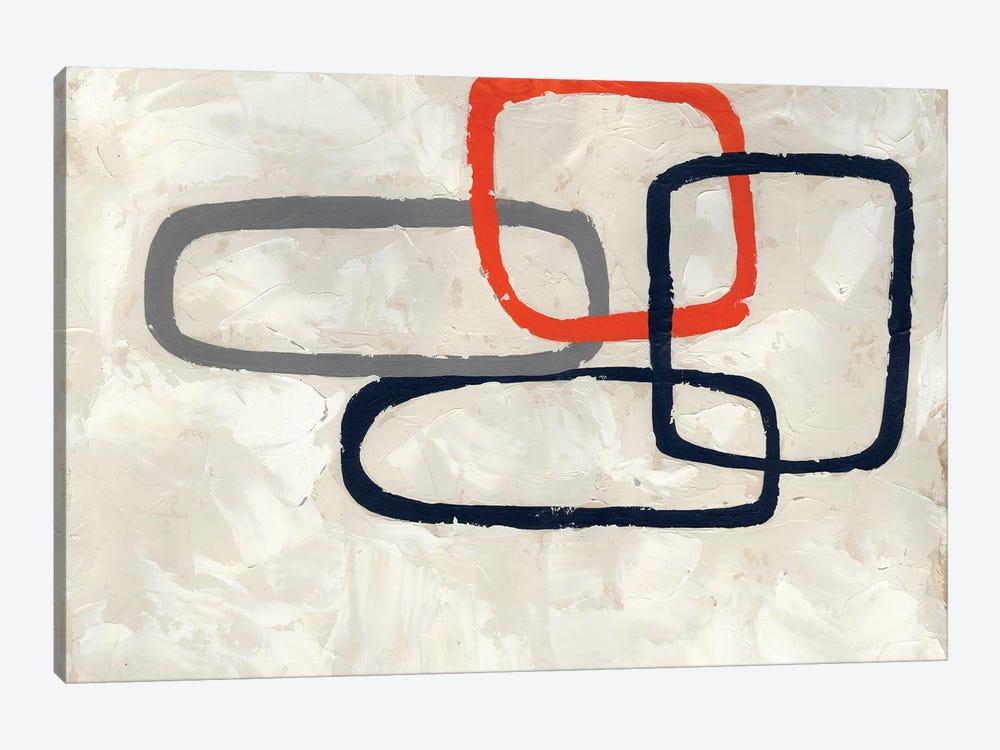 Capacity II by Chariklia Zarris 1-piece Canvas Print