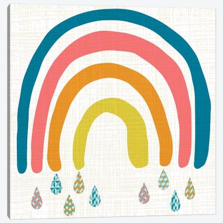 Rainbow Day I Canvas Print #ZAR737} by Chariklia Zarris Canvas Print