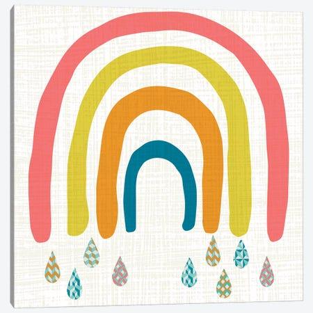 Rainbow Day II Canvas Print #ZAR738} by Chariklia Zarris Canvas Artwork
